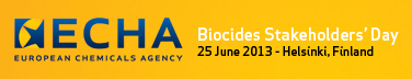 Biocides Stakeholders' Day 2013