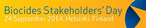 Biocides Stakeholders' Day 2014