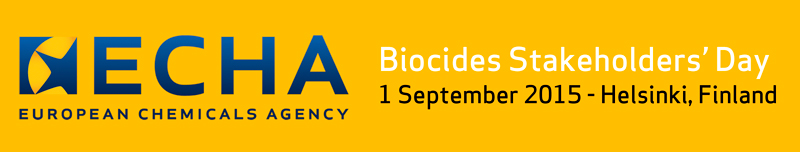 Biocides Stakeholders' Day 2015