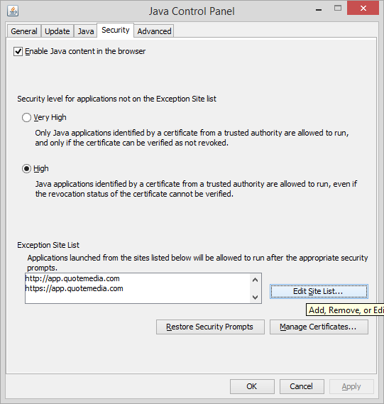 Java L3 Production Support