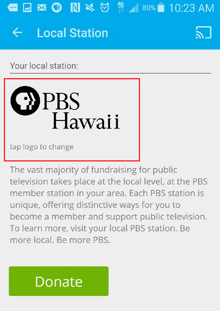 How do I get my local TV schedule? : PBS Help