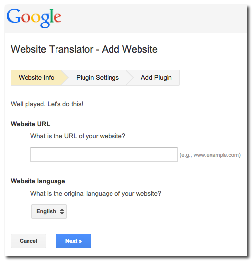 Support Multiple Languages With Google Translate   Medium