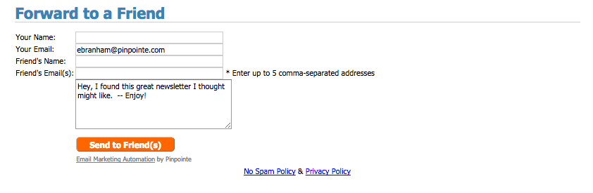 how to see where an email to forwarded to