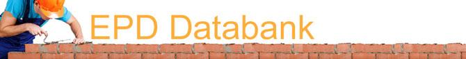 EPD Databank