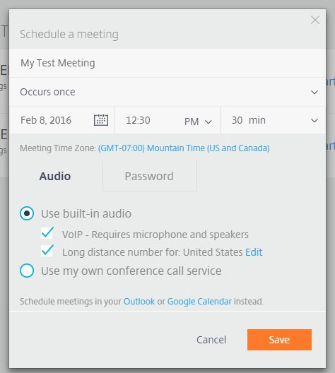 Gotomeeting How To Host A Meeting Teton Science Schools Helpdesk