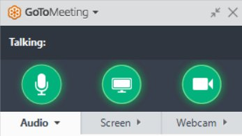 GoToMeeting: How to Host A Meeting : Teton Science Schools Helpdesk