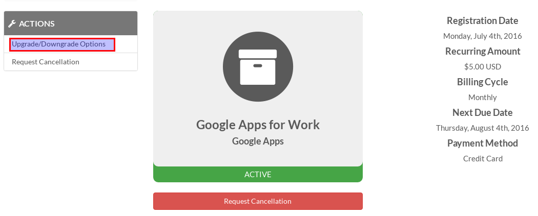 Setting up your Google Apps Account : DuoCircle