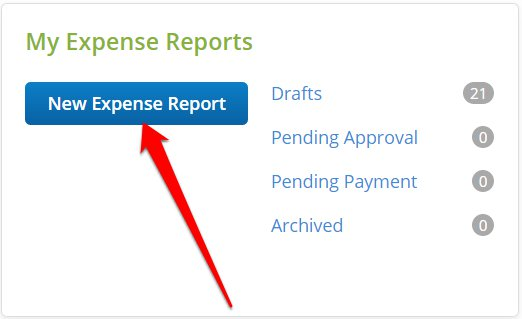 how to make an expense report