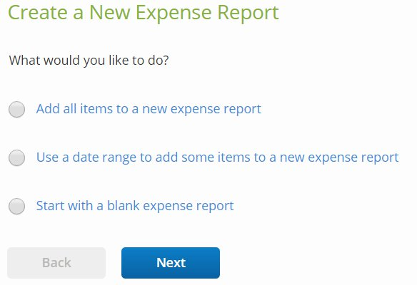 How To Create An Expense Report Novo Answers Solutions