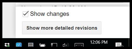 Using Google Docs Version History For Good And Evil Teton