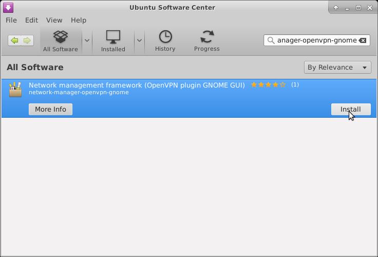 Anonine: OpenVPN Installation Guide for Xubuntu (Ubuntu + Xfce