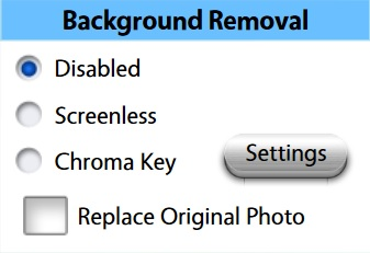 Background Removal : LA Photo Party Support