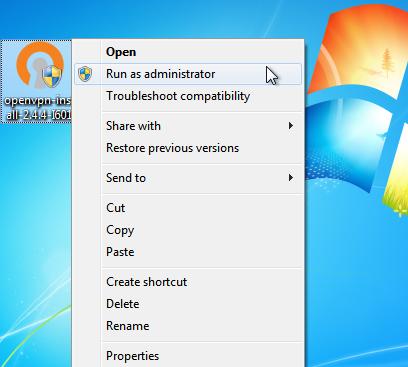 openvpn client windows 7 download