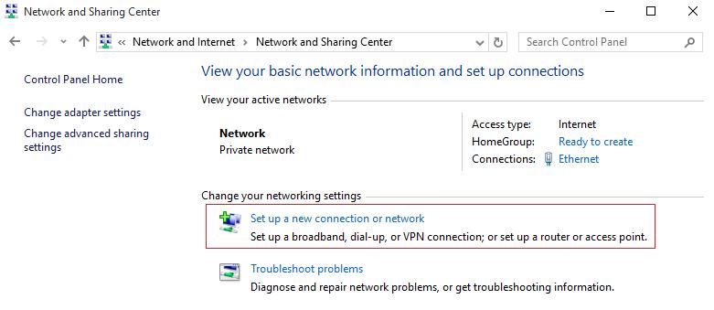 FrootVPN: L2TP for Windows 10 Installation Guide : FrootVPN