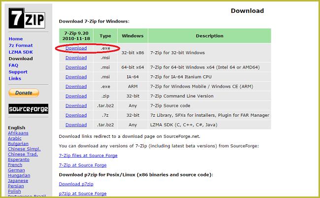 7-zip free download with crack