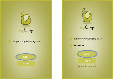 eyLog for Parents : eyMan and eyLog Support Portal