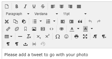 Sharing - Unique URL - Share Buttons : LA Photo Party Support