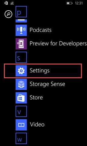 how to setup vpn in windows phone 8