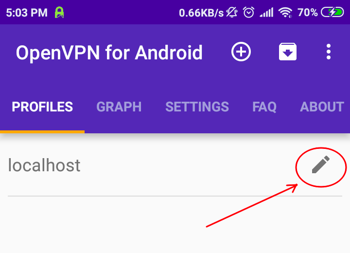 VPNTunnel: Stunnel + OpenVPN - Android Manual Configurations