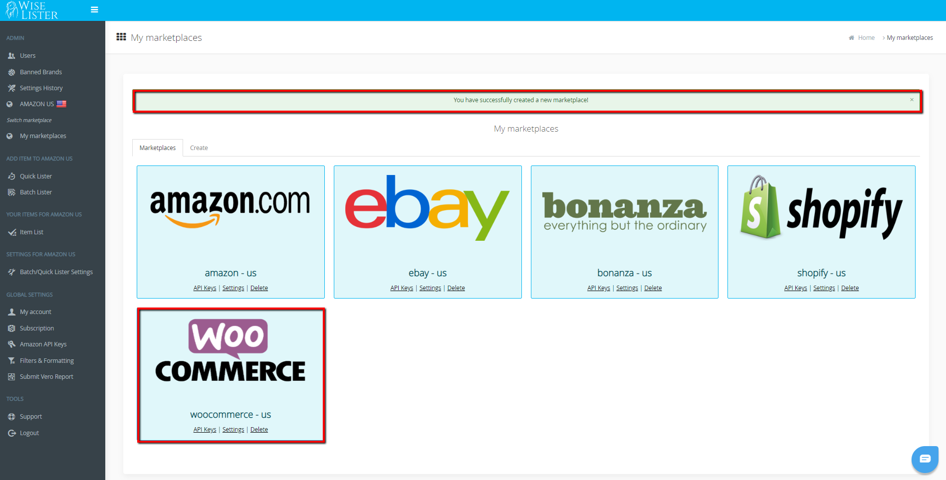 How to Set Up Your WooCommerce Marketplace in Wise Lister
