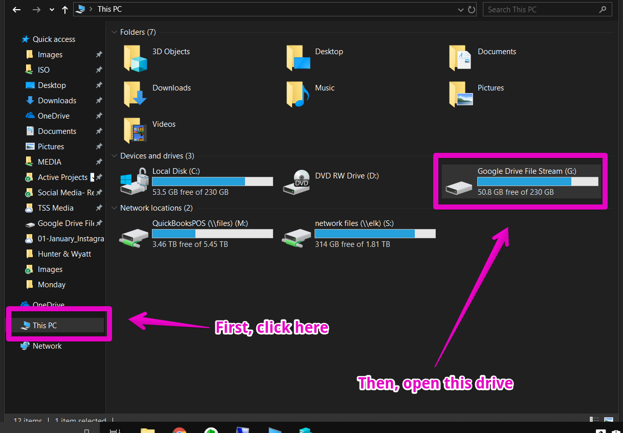 How to Open Flipcharts (or any other exotic filetype) Stored