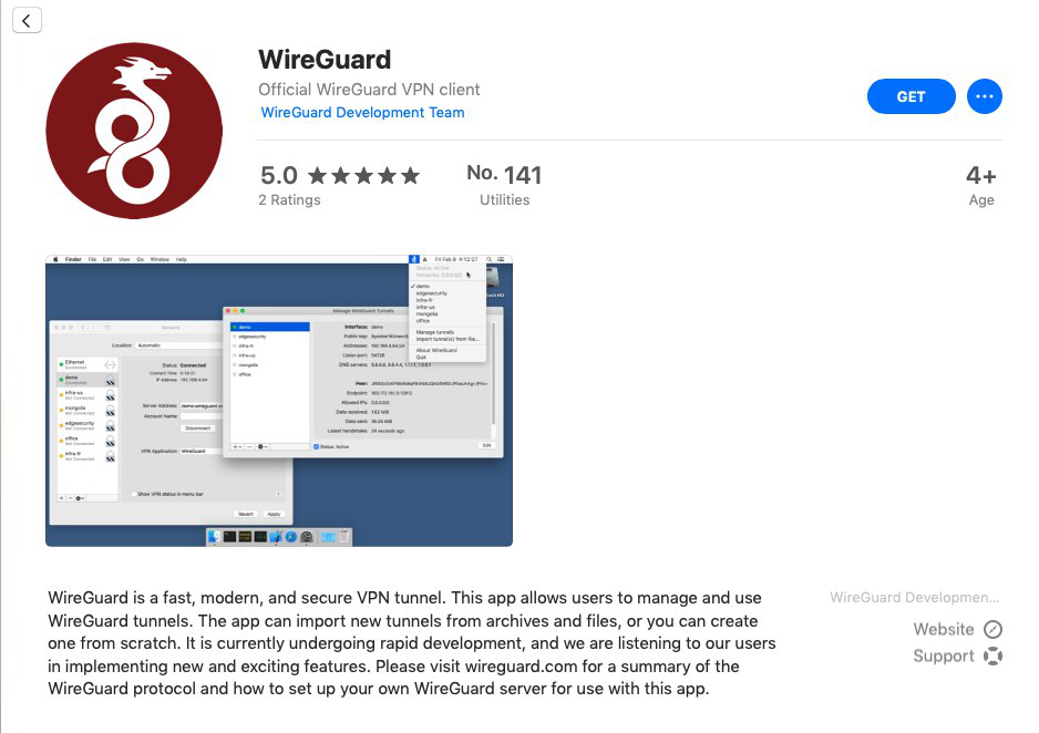 Anonine: WireGuard Installation Guide for MacOS : Anonine