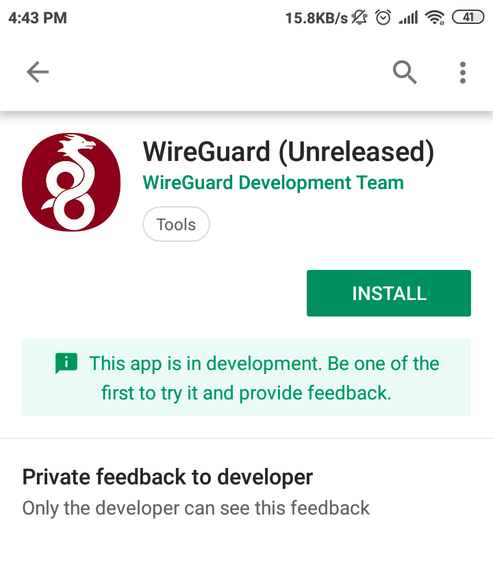 Anonine: WireGuard Installation for Android : Anonine