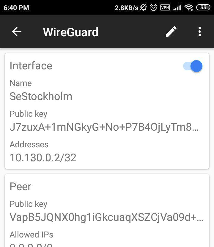 Wireguard Android Qr Code