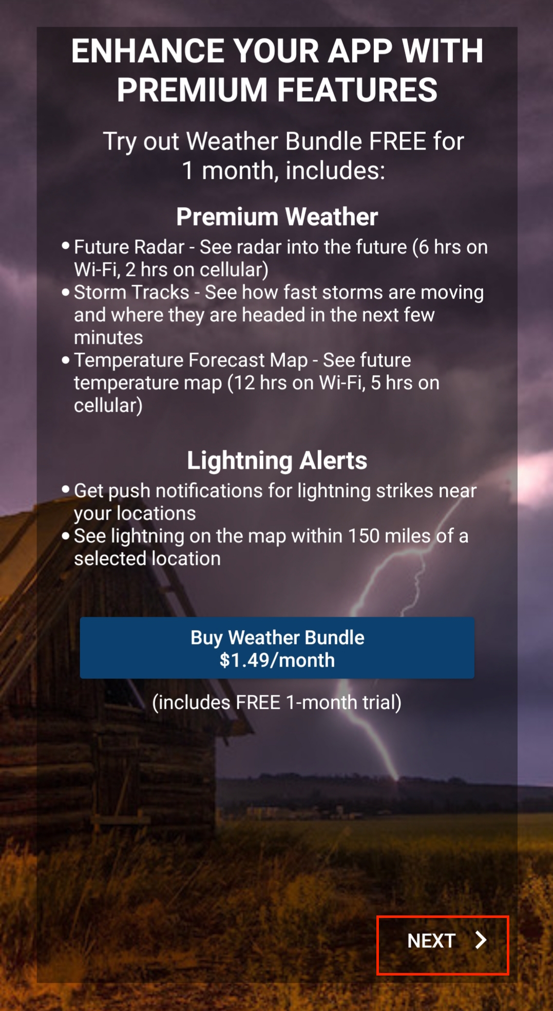 Setting up Storm Shield on an Android Device : Storm Shield