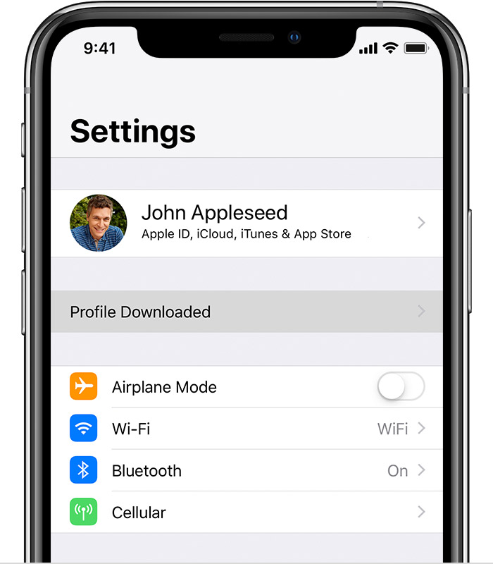 Initial Apple Activation Via Safari Browser