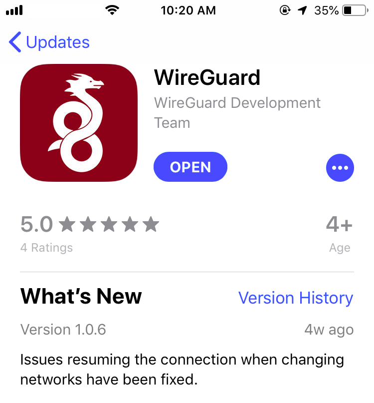 Anonine: WireGuard Installation for iOS : Anonine