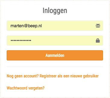 Login nl