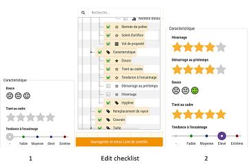 Checklist edit 3steps