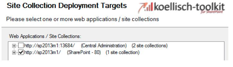 Webapplication Vorgangsmanagement auswählen