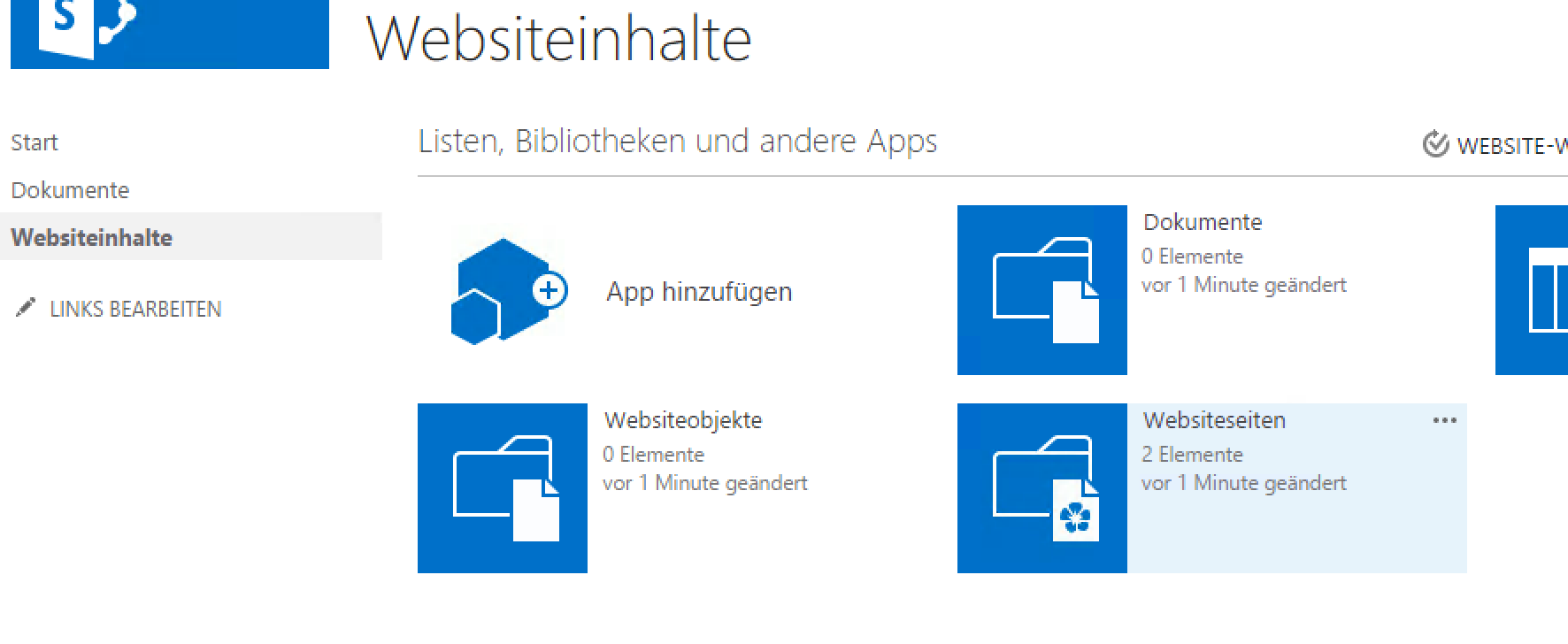 Navigate to SharePoint SitePages