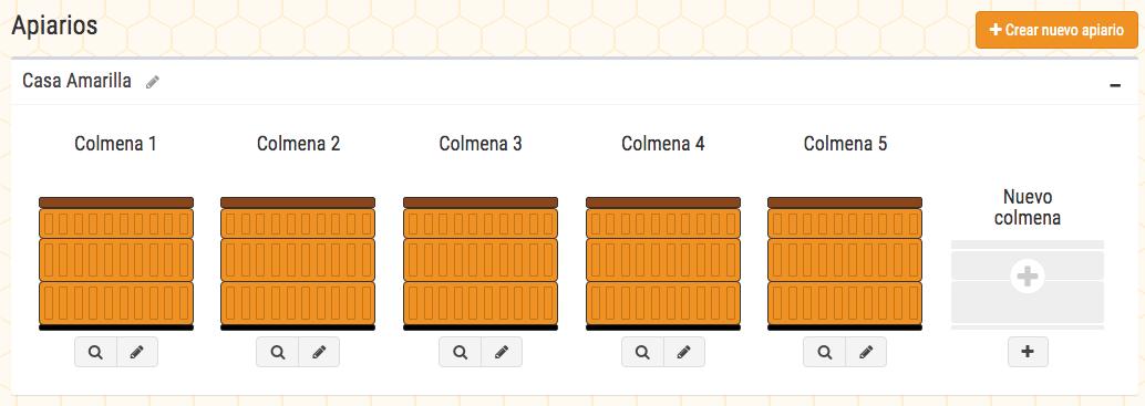 V2 hives overview desktop uk