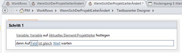 SharePoint Designer Überprüfung