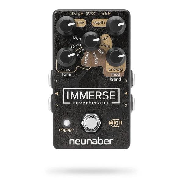 Immerse Reverberator Mk II - Neunaber Audio