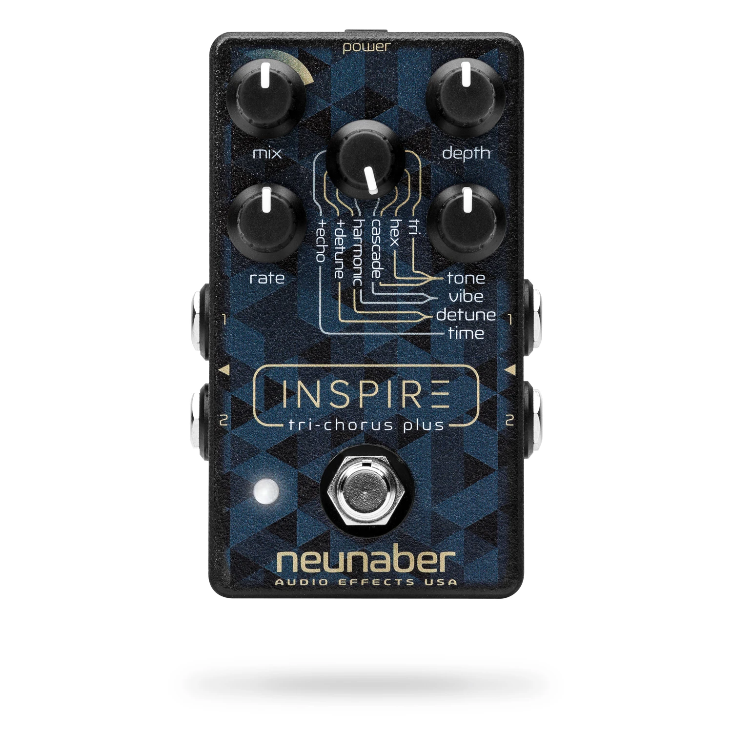 Inspire Tri-Chorus Plus (old version) - Neunaber Audio
