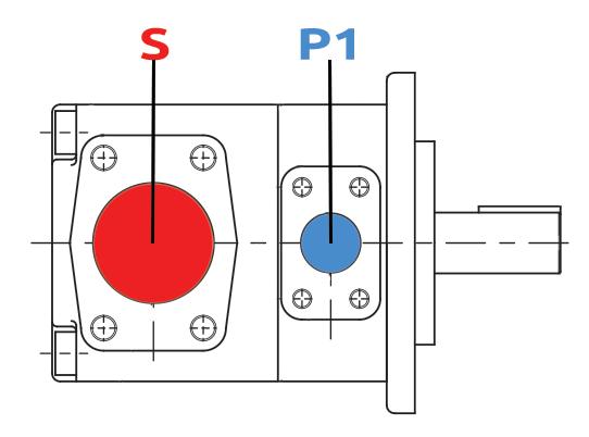 EVO Vane Single Unit Ports