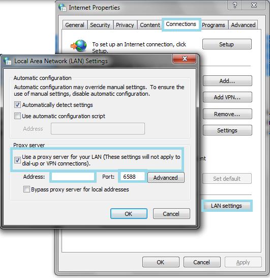 proxy server freeware