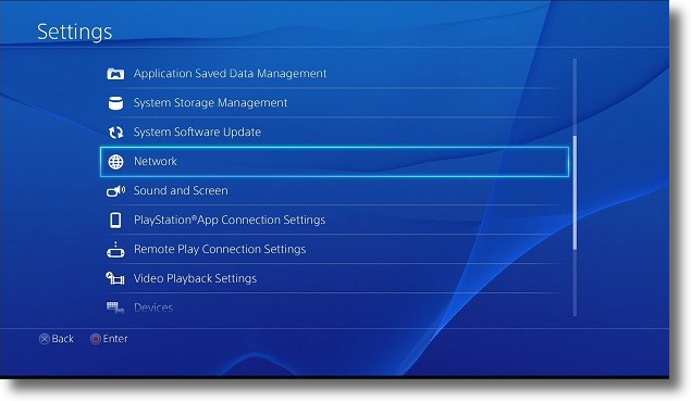 Configuring Ps4 To Use Proxy Server My Private Network