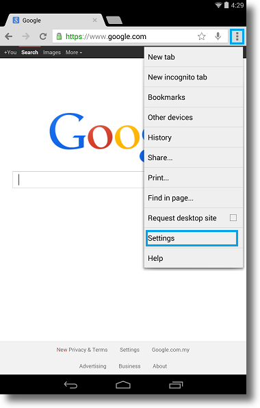 how to clear username autofill in chrome