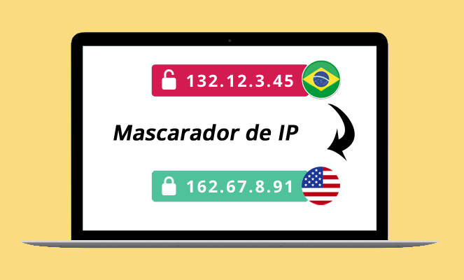 Mascarador de IP