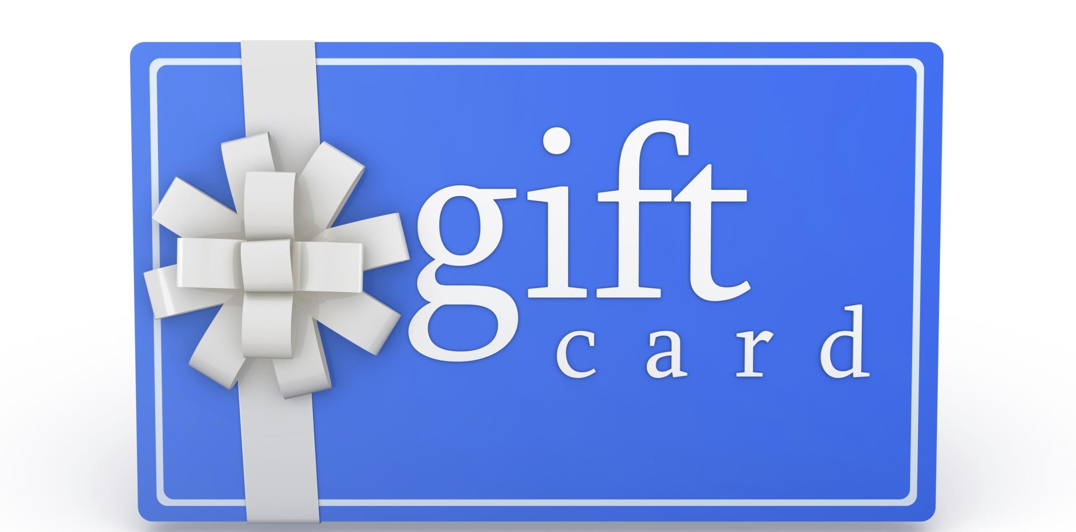 Gift card o que é