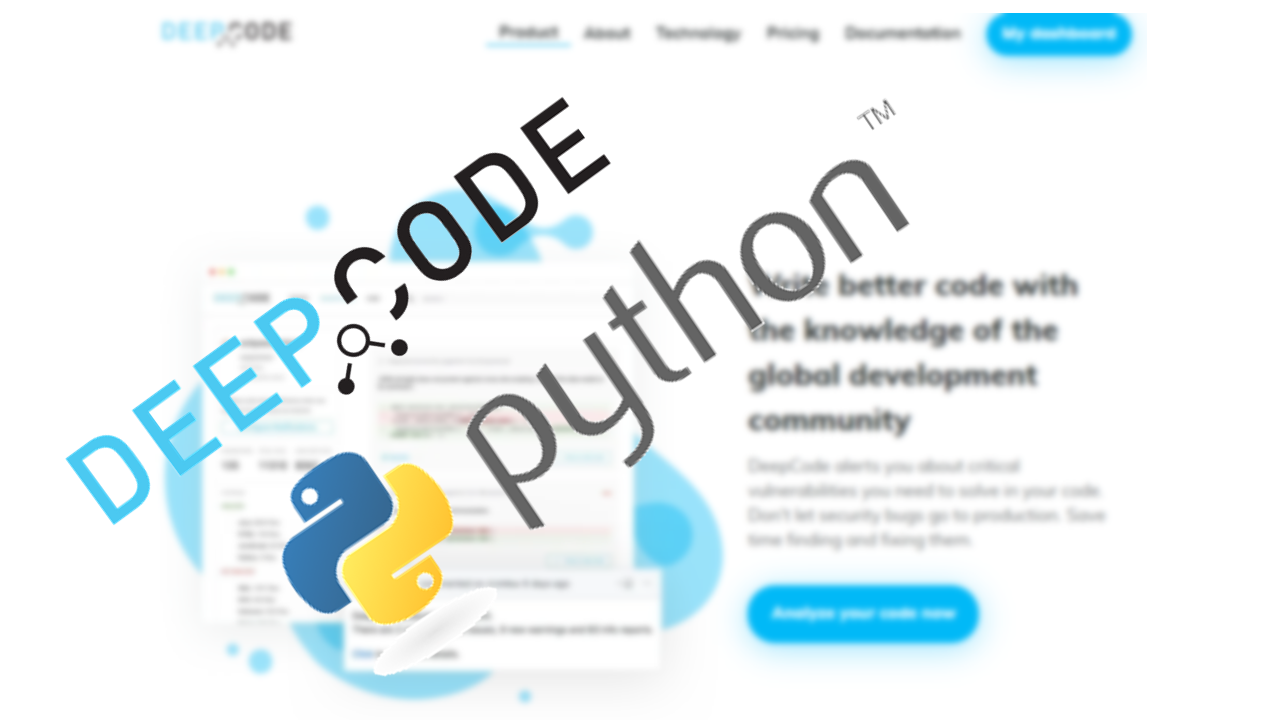 DeepCode Infer Types for Python