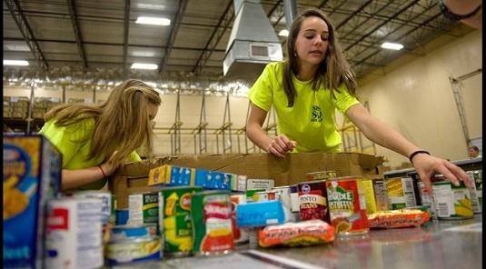 Atlanta Community Food Bank Volunteers