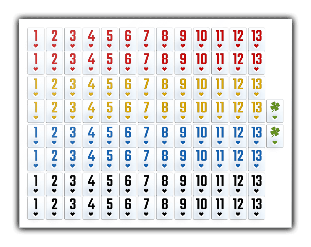 Spielstein-Set