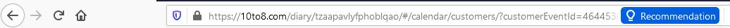 Firefox url