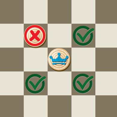 Basic Moves: King